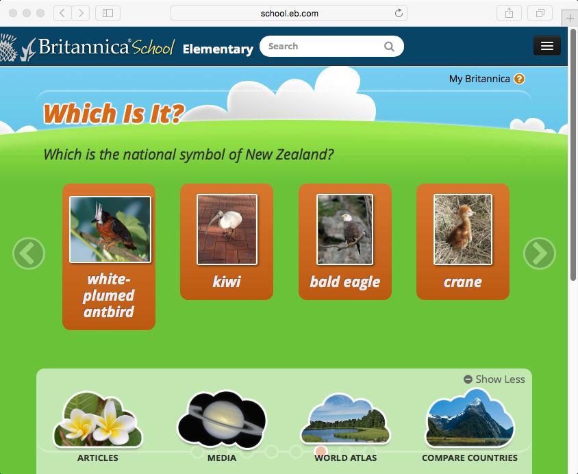 Britannica Content Discovery – Katie Lamp